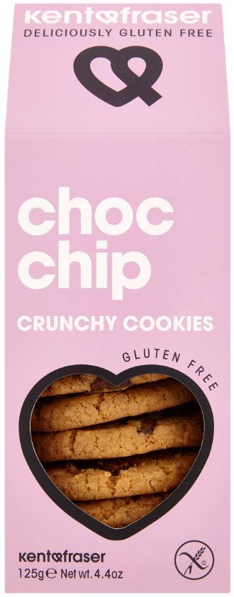 Kent & Fraser Choc Chip Crunchy Cookie